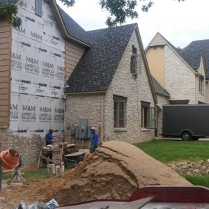 Stone Masonry Tulsa OK