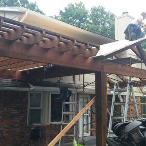 Cedar Pavilion Builders in Tulsa OK