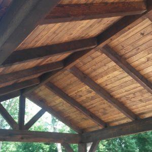 Cedar Pavilions and Pergolas Tulsa OK