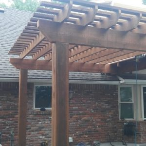Pergolas and Pavilions Tulsa and Broken Arrow OK
