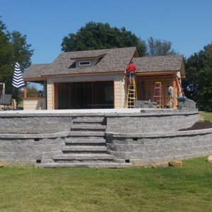 Retaining Walls Sand Springs OK