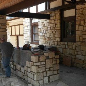 Outdoor Kitchen Builders and Landscapers Tulsa OK