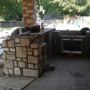 Outdoor Kitchen Installation Tulsa OK