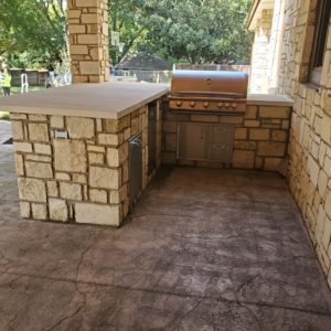 Outdoor Kitchens and Bars Tulsa OK