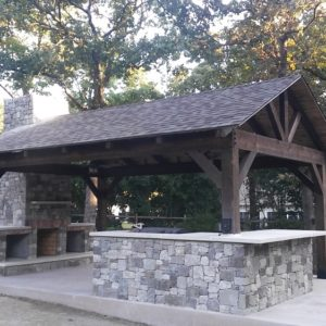 Outdoor Kitchens and Fireplaces Tulsa and Jenks OK