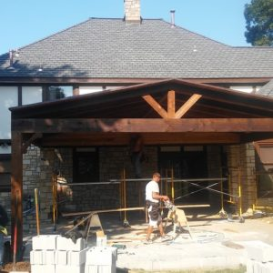 Outdoor Pavilions and Patio Covers Tulsa OK