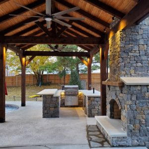 Covered Patio Spaces Tulsa OK