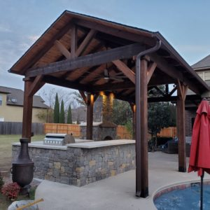 Outdoor Fireplaces and Kitchens Tulsa