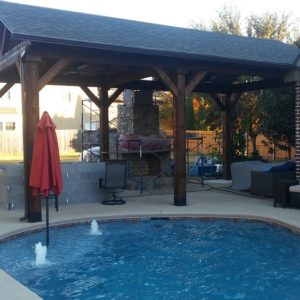 Outdoor Living and Cedar Patio Coverings Tulsa OK